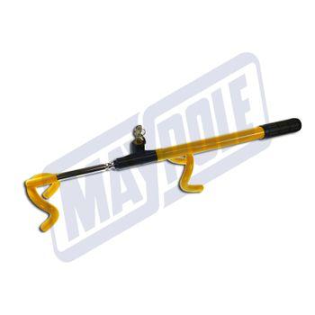 Maypole Security - Steering Wheel Lock - Double Hook