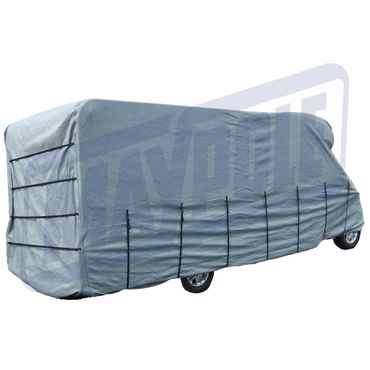 Maypole Motor Home Cover Grey - 6.1m To 6.5m