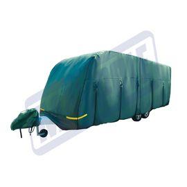 Maypole Caravan Cover Green - Fits 4.1m-5.0m (14-17') Dp