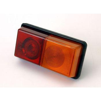 Maypole Lens 1510 For Trucklite Combi Lamp 64/01/11