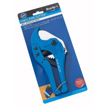 BlueSpot 42mm Ratchet PVC Pipe Cutter