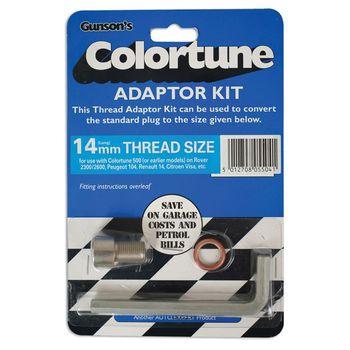 Gunson Colortune Adaptor Kit 14mm - Taper Slim