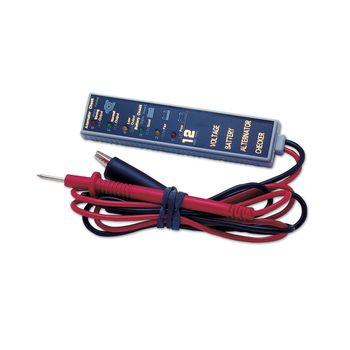 Laser Tools Battery & Alternator Tester