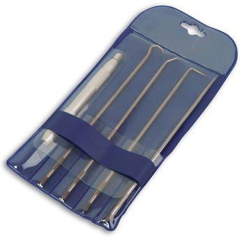 Laser Tools Magnetic Pick-up Tool, Pick & Hook Set