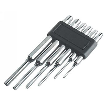 Laser Tools Parallel Pin Punch Set 6pc