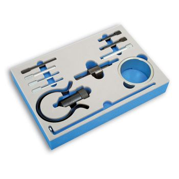 Laser Tools Timing Tool Kit - Citroen/Peugeot