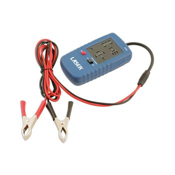Laser Tools Automotive Relay Tester