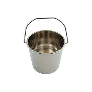 Laser Tools Stainless Steel Bucket 12L
