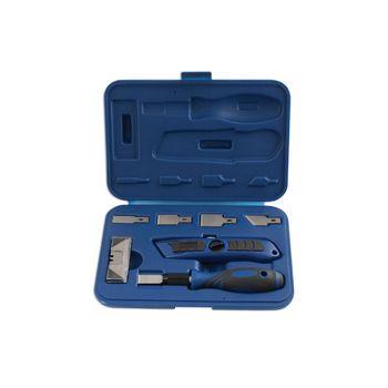 Laser Tools Mechanics Scraper & Knife Set 27pc