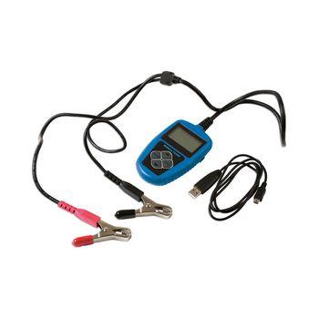 Laser Tools Battery Tester - 12 Volt