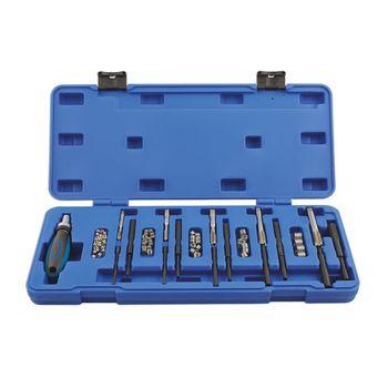 Laser Tools Thread Repair Kit 76pc