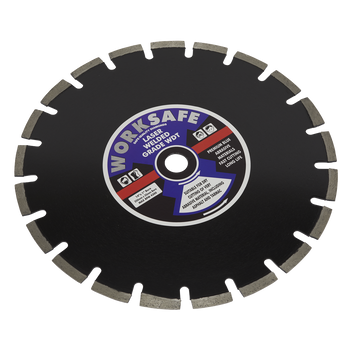 Asphalt/Tarmac Diamond Blade Ø350 x 25mm