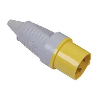 110V 16A 2P+E Plug
