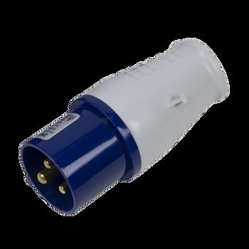 2P+E Plug 230V 16A