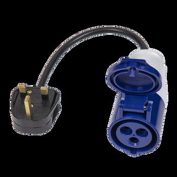 13A/16A Trailing Socket & Cable Set