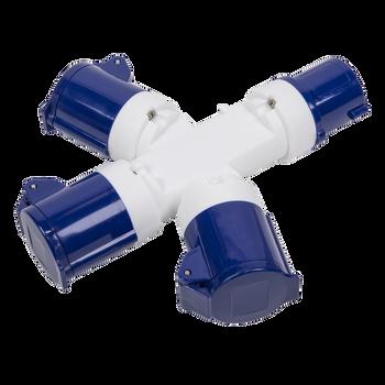 3-Way Splitter 230V